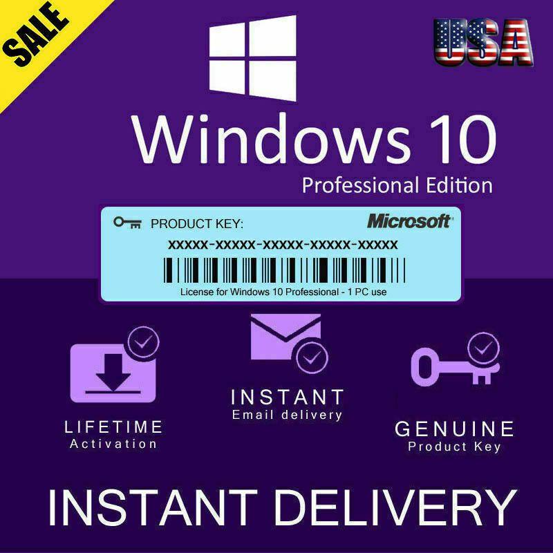 windows 10 home to pro upgrade license key