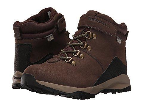 0cb66d18490 Merrell: Kids Alpine Waterproof Boot Little Kid/Big Kid (Brown ...