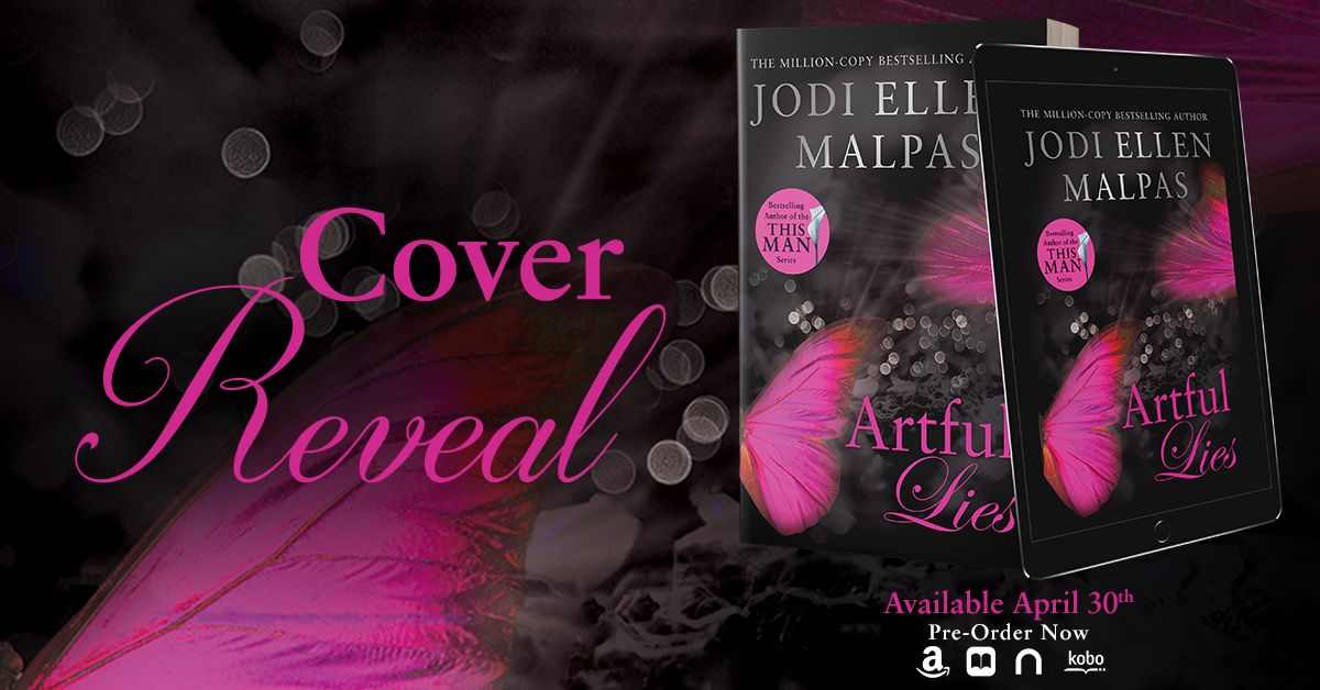 Cover Reveal Artful Lies By Jodi Ellen Malpas Passionate Romance Night Trilogy Book Awards