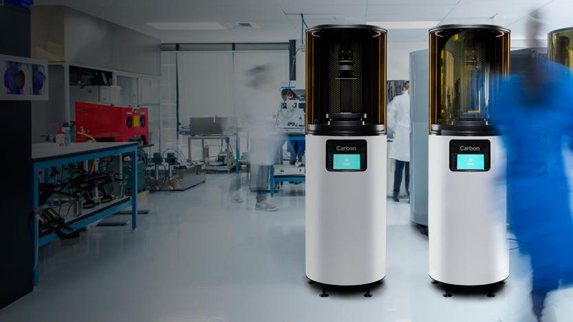 Carbon M1 3D Printer Promises Printing Speeds 100X Faster | 33rd Square