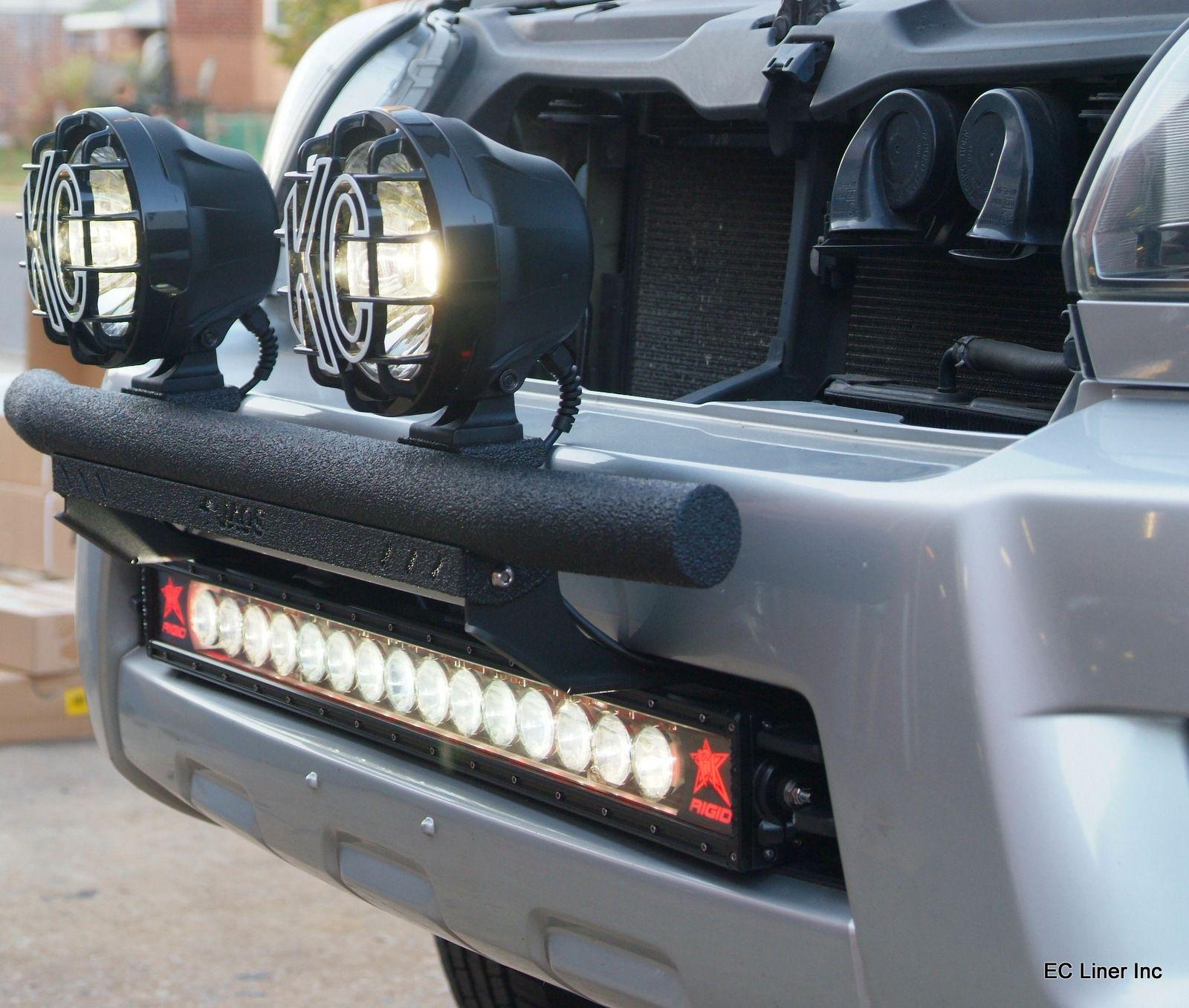 KC HiLites LED Rigid Industries froad Light Bar Jaos Light