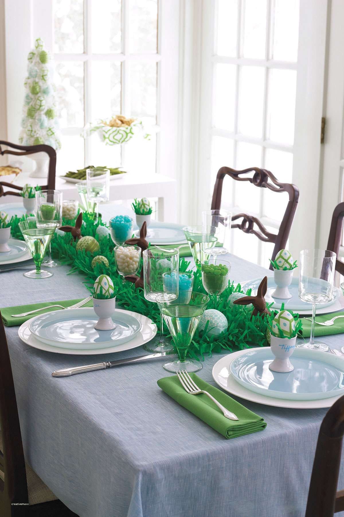 Best Of Outdoor Easter Table Decorations   Easter party, Easter ...