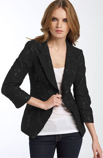 Kenna-T Lace Blazer available at #Nordstrom