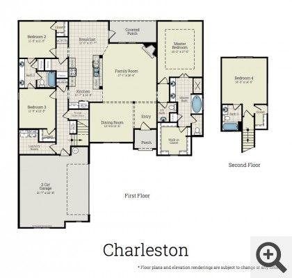 Charleston House Floor Plans Floor Plans Home Design Plans