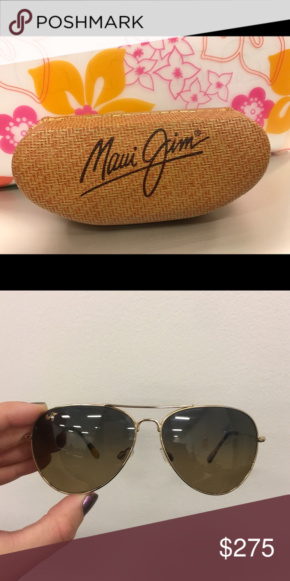 b80bc129756 Selling this Maui Jim Sunglasses on Poshmark! My username is  cydw.   shopmycloset  poshmark  fashion  shopping  style  forsale  Maui Jim   Accessories