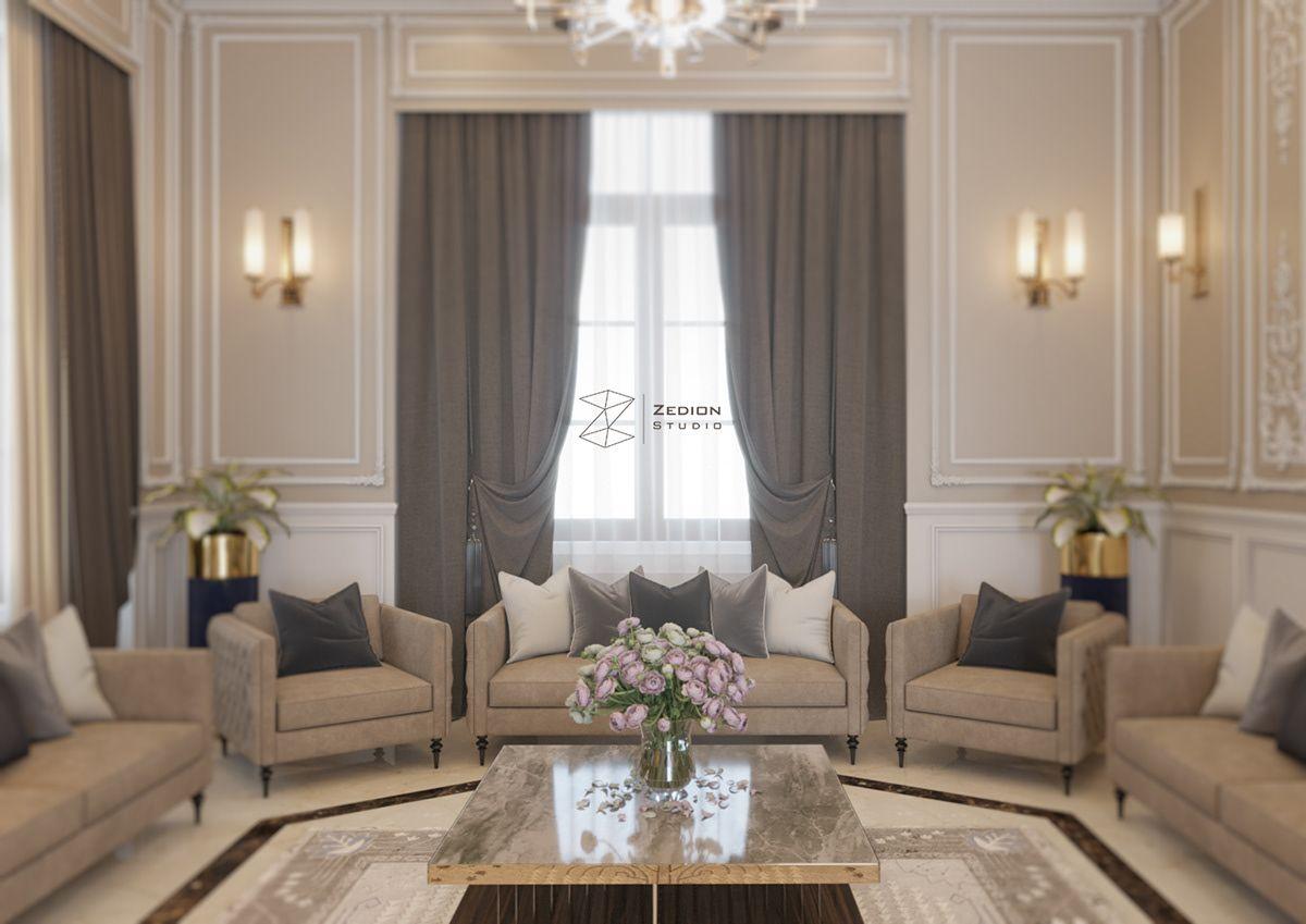 Men Majlis on Behance   Living room design decor, Decor home ...