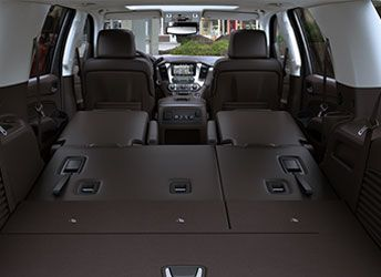 Chevrolet 2015 TAHOE Interior