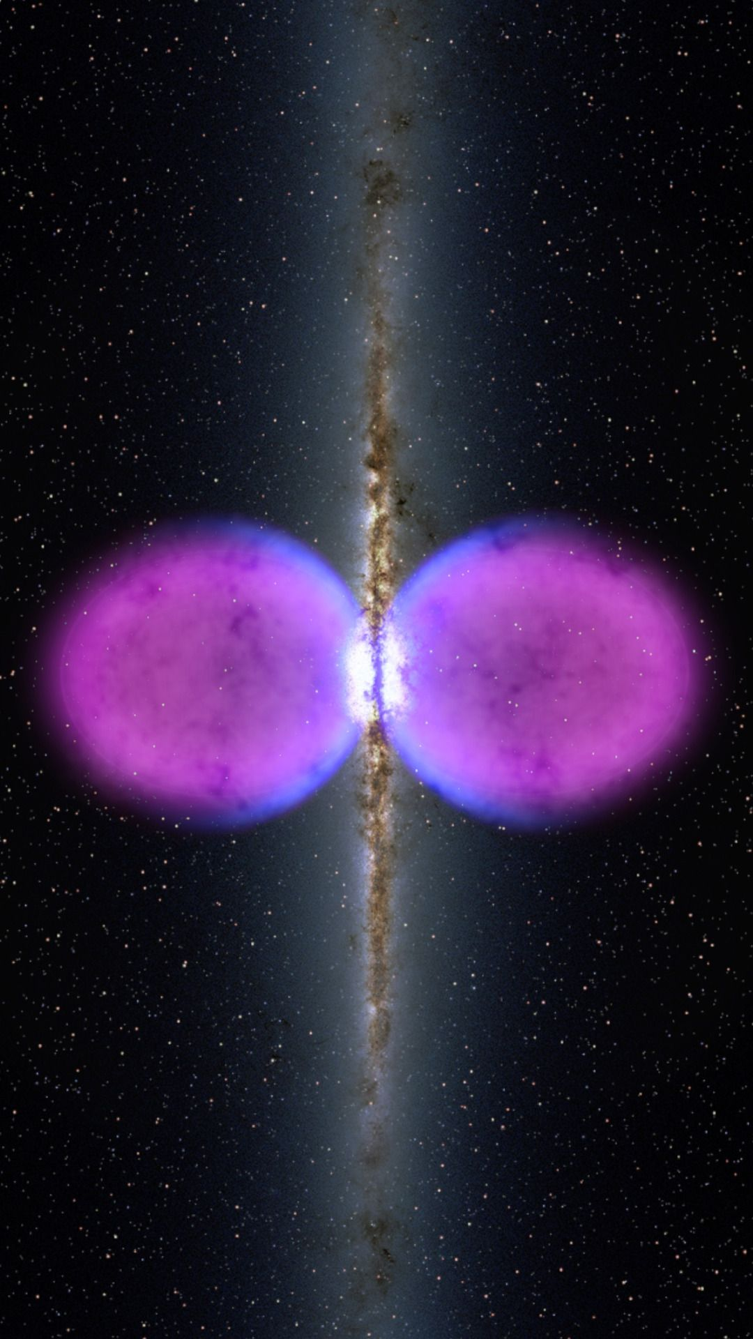 nasas fermi gammaray space telescope has unveiled a
