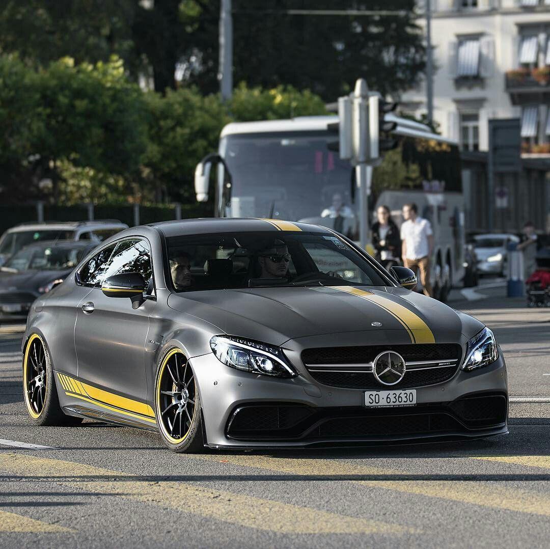 Mercedes-AMG C63s Edition 1 C205