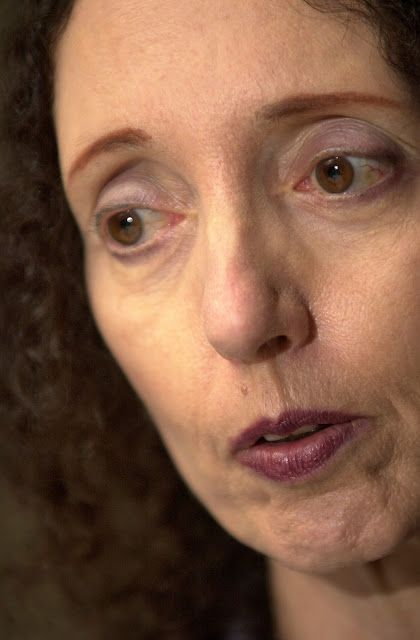 second lives club: Joyce Carol Oates: Love, Loss and Just Saying Yes