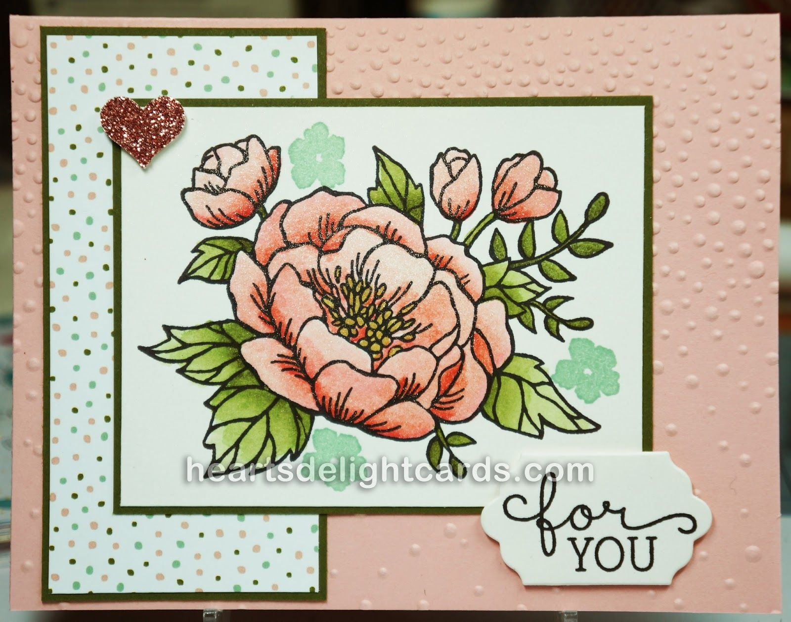 Heart's Delight Cards: More Sneak Peeks!