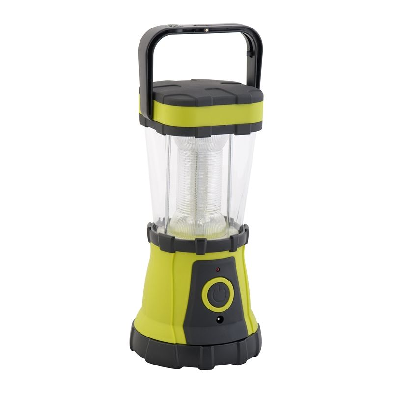 Arlec 24 LED Rechargable Camping Lantern With Compass