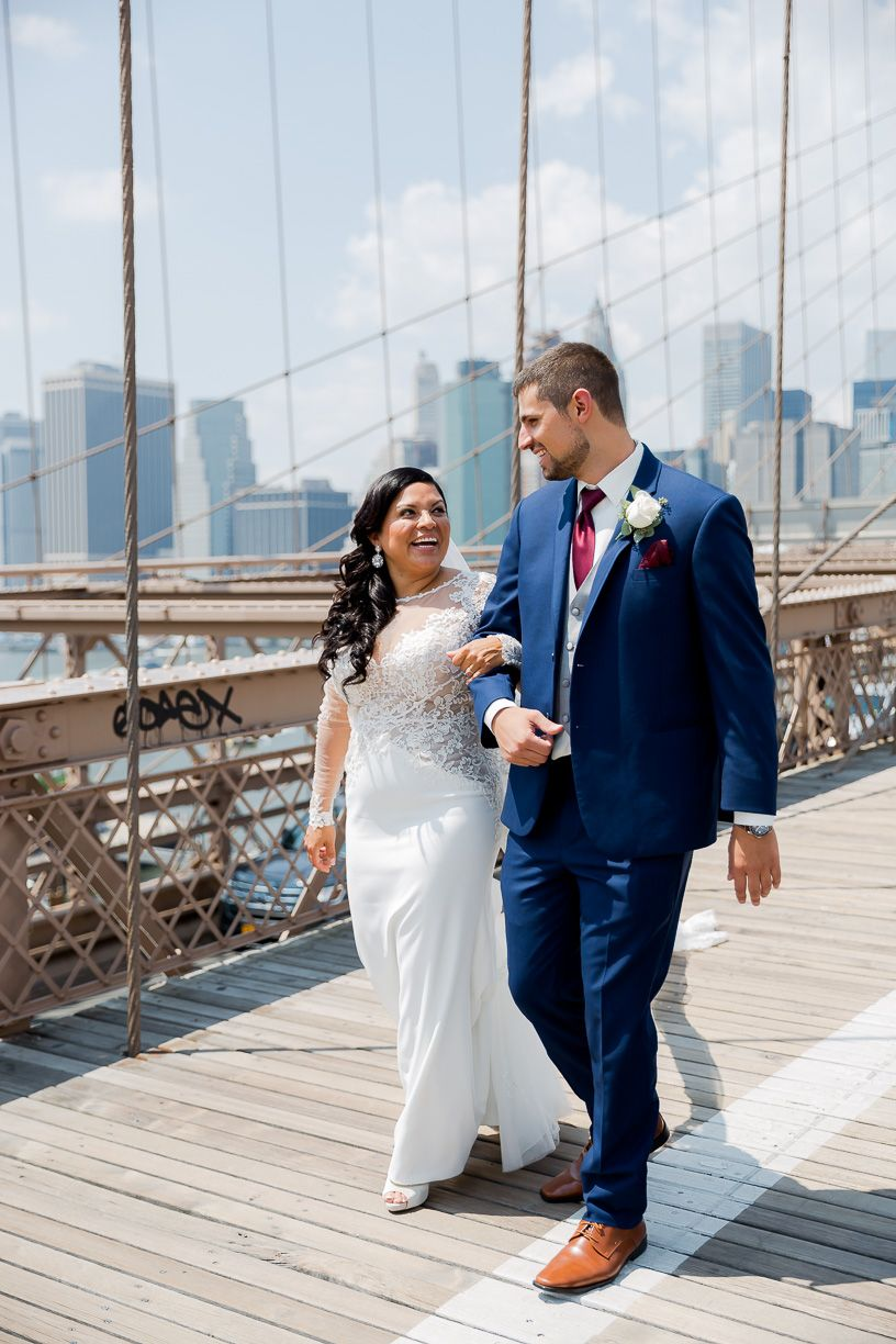 A Couple Shoot On A Wedding Day Photographed By Nyc Wedding Photographer Nyc Wedding Photographer Nyc Wedding Couple Shoot