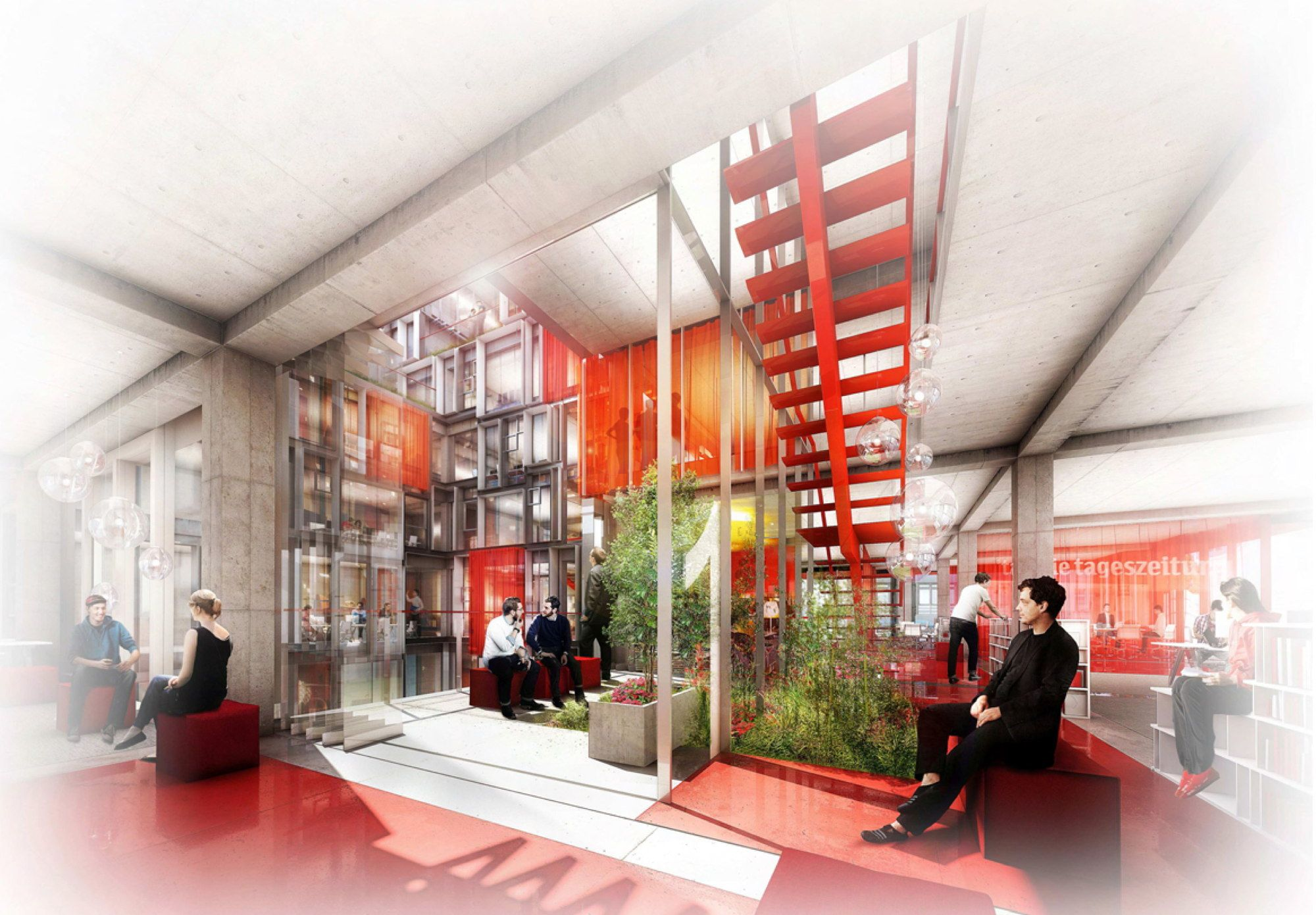 Konstruktivismus Architektur: E2A Gewinnen Wettbewerb Für