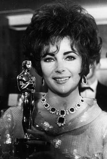 1967 Oscars Elizabeth Taylor Best Actress 1966 For Whos