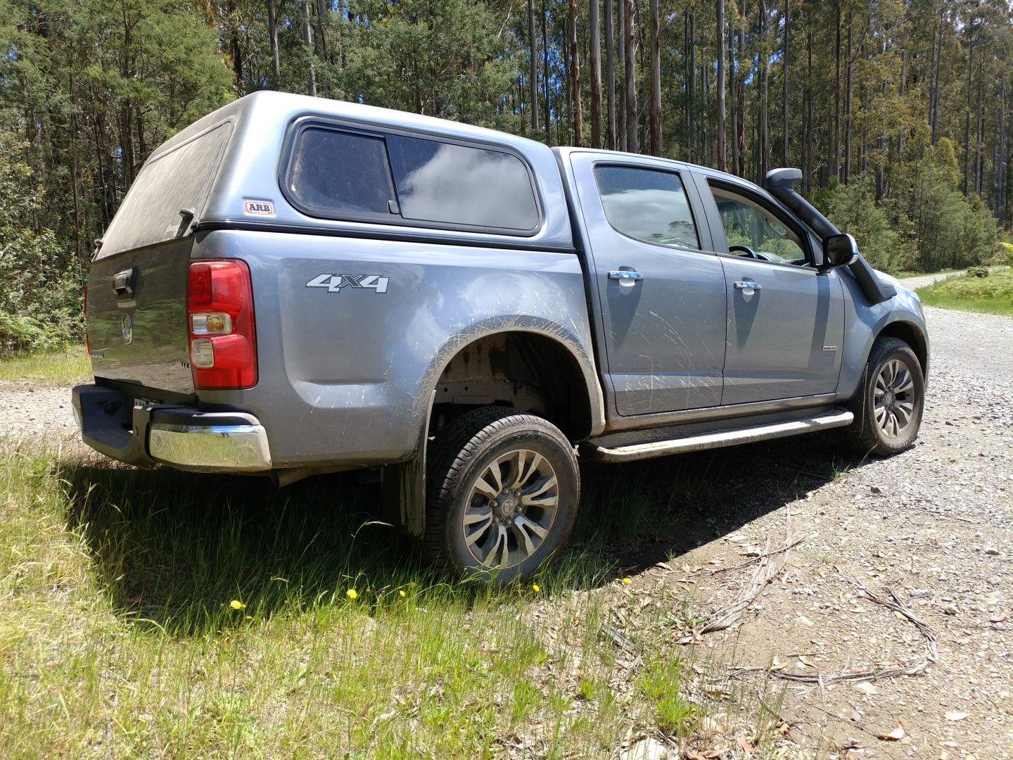 MY17 Holden Colorado ARB Canopy - @4x4_photos & MY17 Holden Colorado ARB Canopy - @4x4_photos | Chevrolet S10 ...
