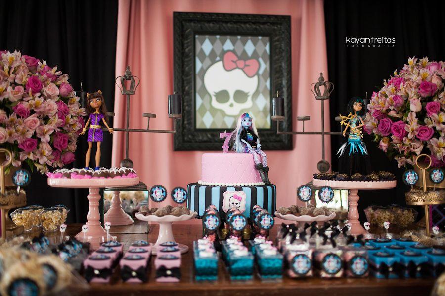 Aniversario Monster Hight Valentina 0007 Valentina Aniversario