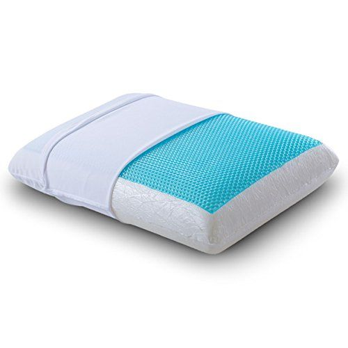 Helix Ultra Cool Pillow Gel Pillow Best Pillow Memory Foam