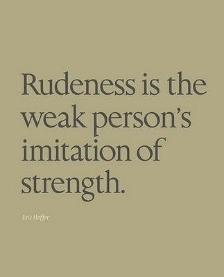 Rude Clients or Colleagues... How to Deal - Inspired By This