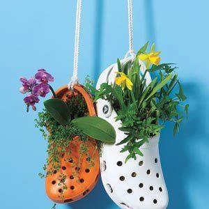 Reciclar Objetos En Casa Ideas Creativas Casas Ecológicas Maceteros Reciclados Macetas Originales Decoracion Plantas