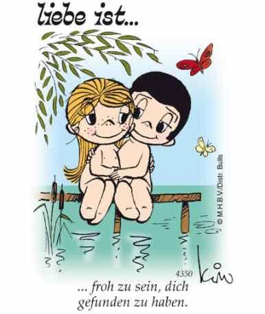:) Und für immer zusammen sein. Daizo und Janna 👫💞