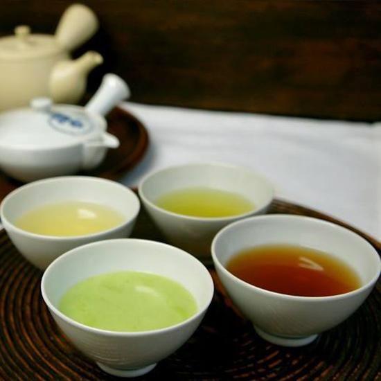 Tea Shops: Ippodo; Kyoto, Japan