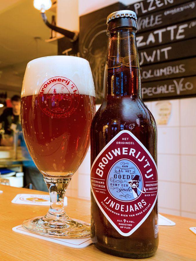 Beers | Brouwerij t IJ - IJndejaars