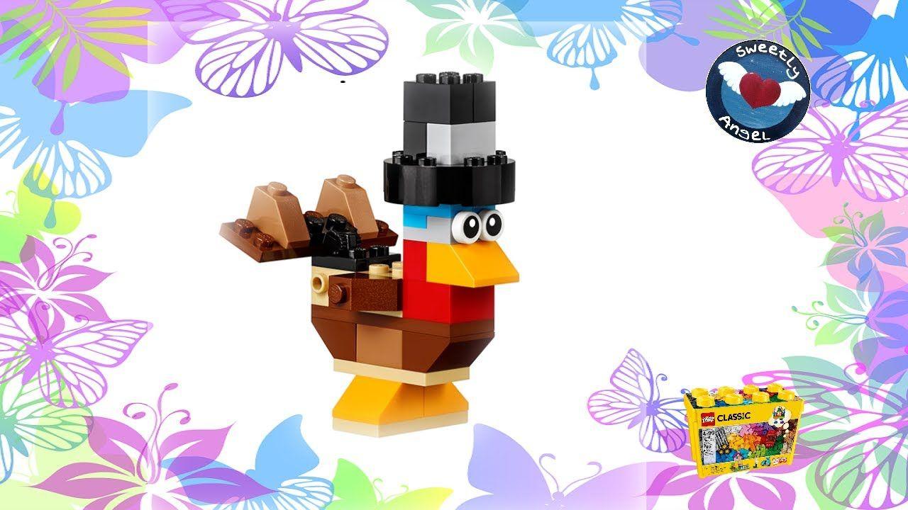 Lego Classic 10698 Bauanleitung
