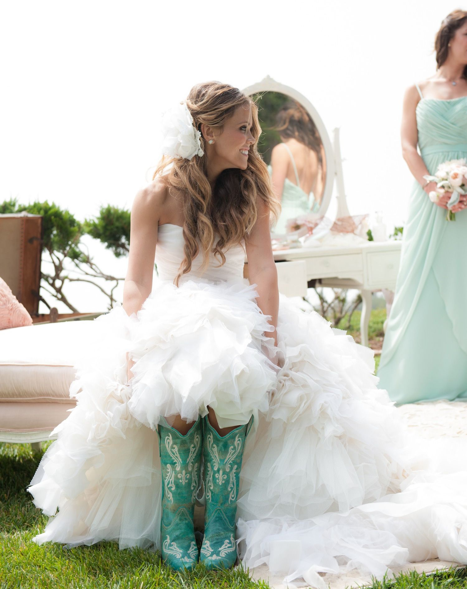 9 Beautiful Pairs Of Bridal Shoes In Shades Of Blue With Images