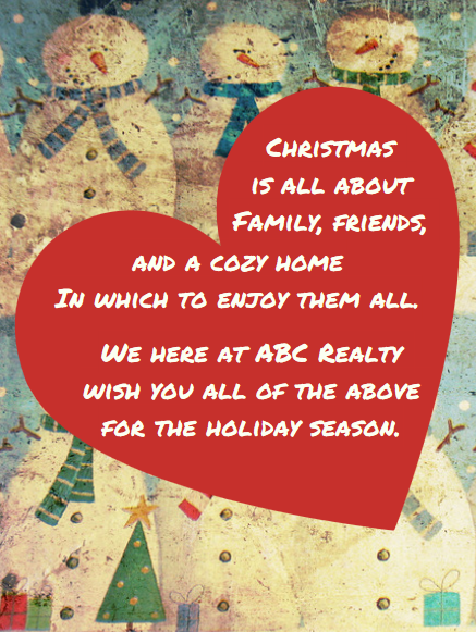 Christmas Messages from Realtors & Agents: Examples