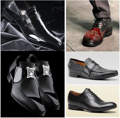 21e6d76046 Tendencias zapatos novios Otoño-Invierno 2012-2013