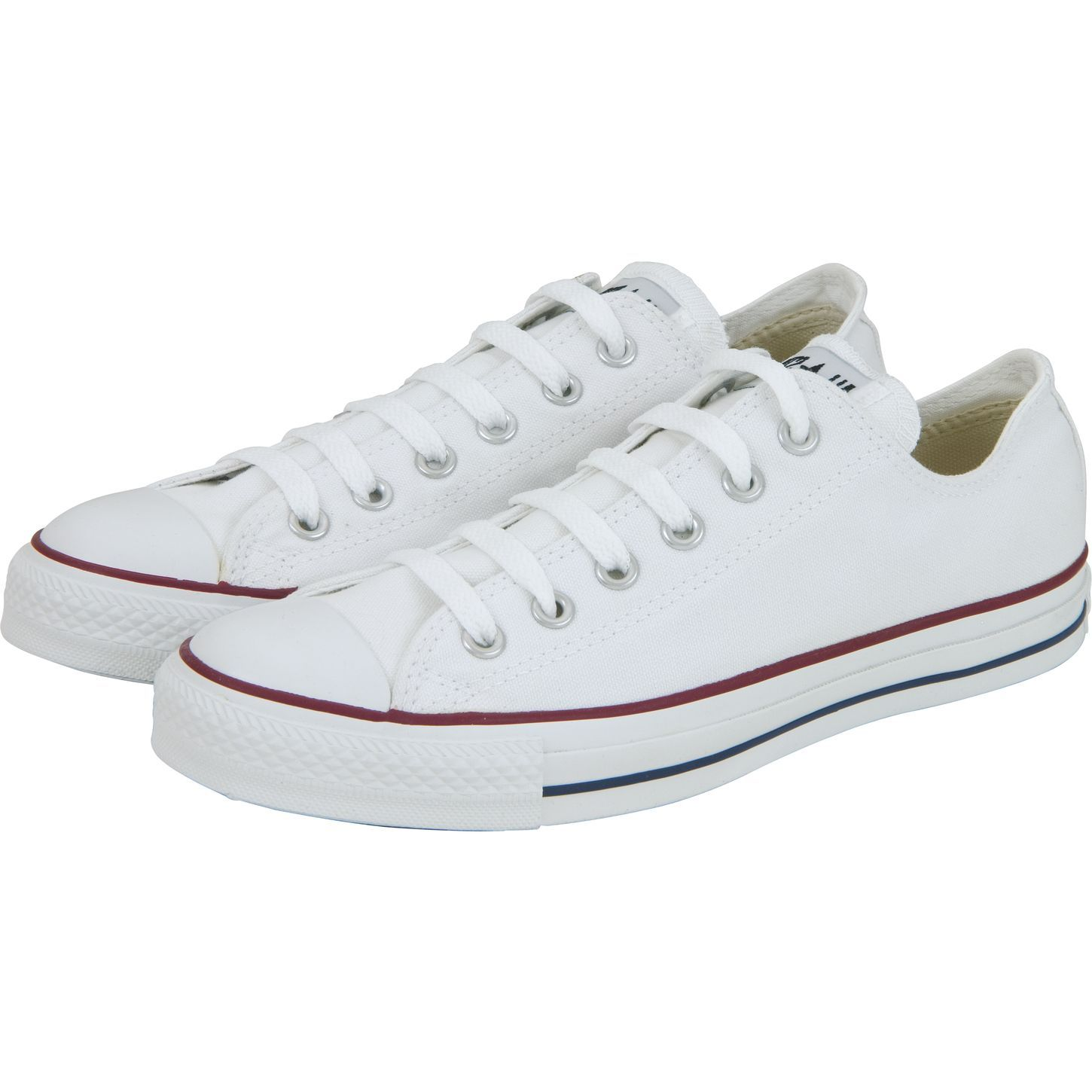 Converse All Star Low Tops White