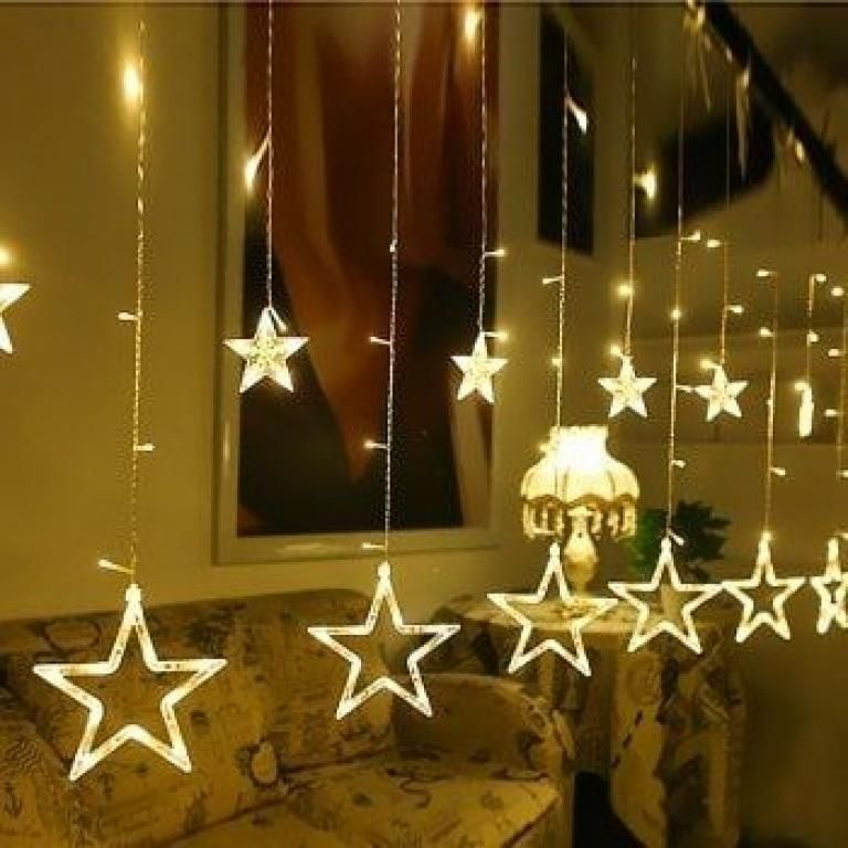 Best Homes And Gardens With Outdoor Led Curtain Light Ideas