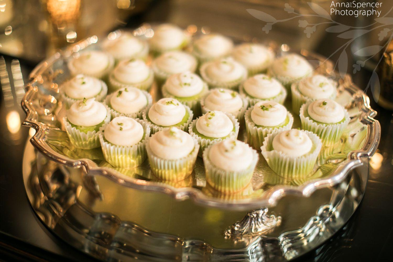 Key lime mini cupcakes | Wedding Cakes: Atlanta, Savannah, Sea ...