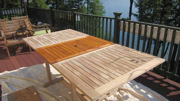 Caring For Outdoor Wood Furniture Outdoor Wood Furniture Teak