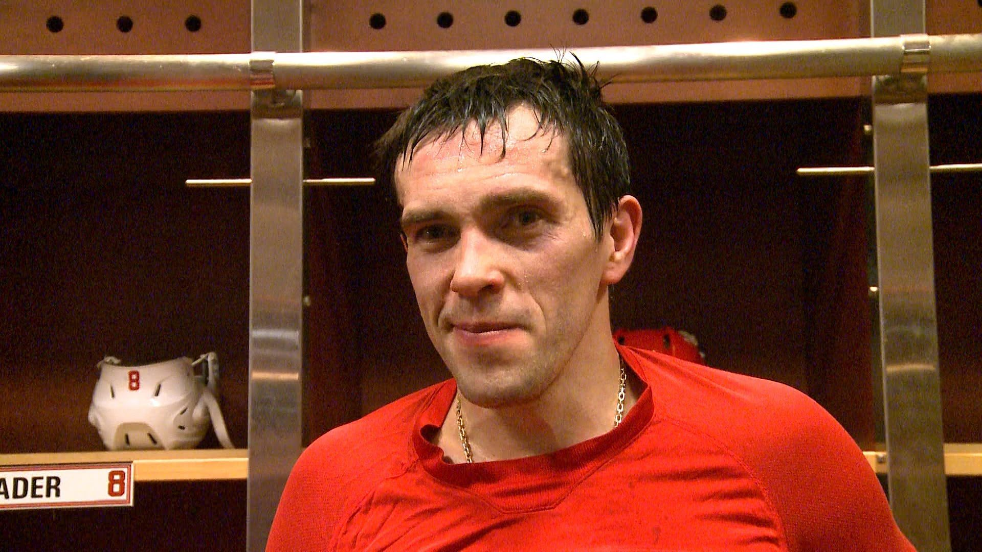AT&T Ask-A-Red Wing - Pavel Datsyuk