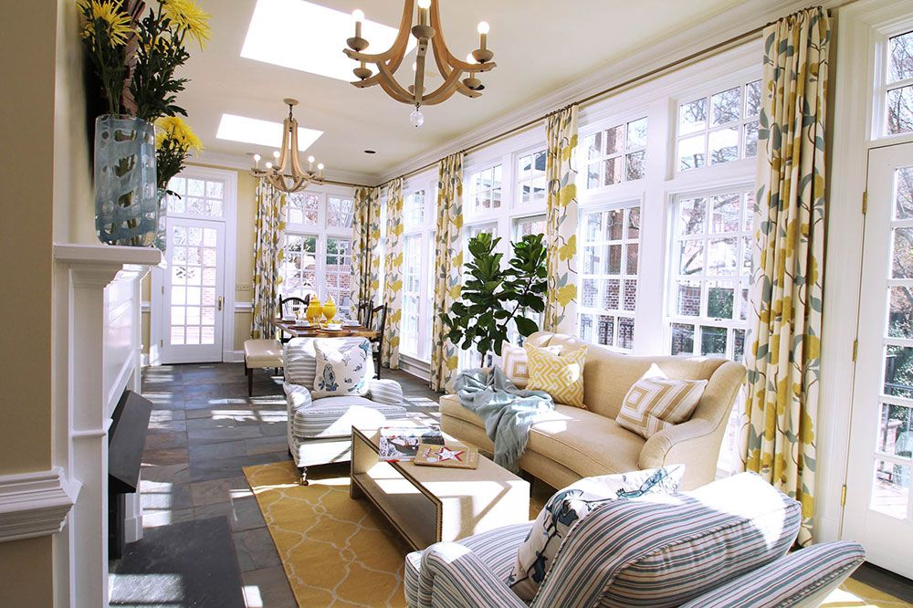 Superb Sun Rooms Examples 47 Pictures Familienzimmer