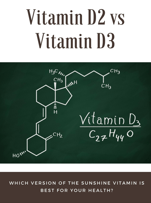 Vitamin D2 Vs D3 Your Best Choice For Vitamin D Benefits Vitamin D2 Vitamin D Benefits Vitamins