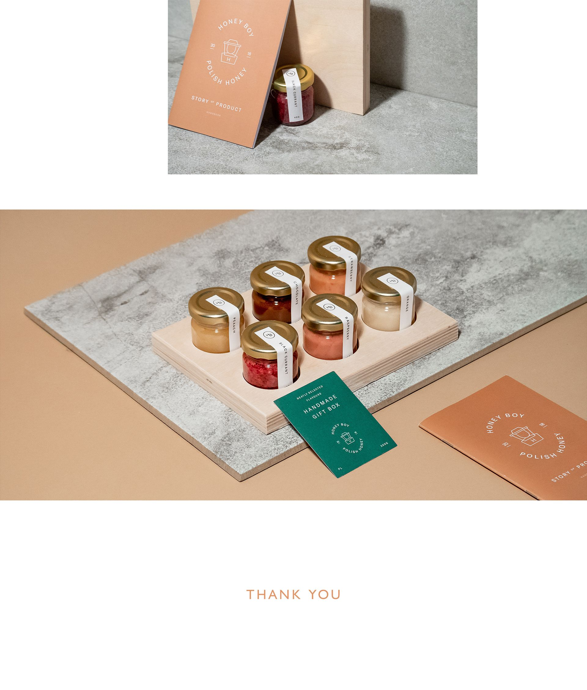 Honeyboy premium honey brand on Behance