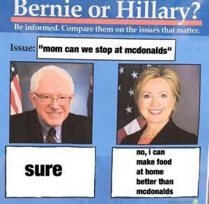 69023ab344e4caf21dfba9136b837253 funny bernie sanders memes memes, bernie vs hillary meme and chat
