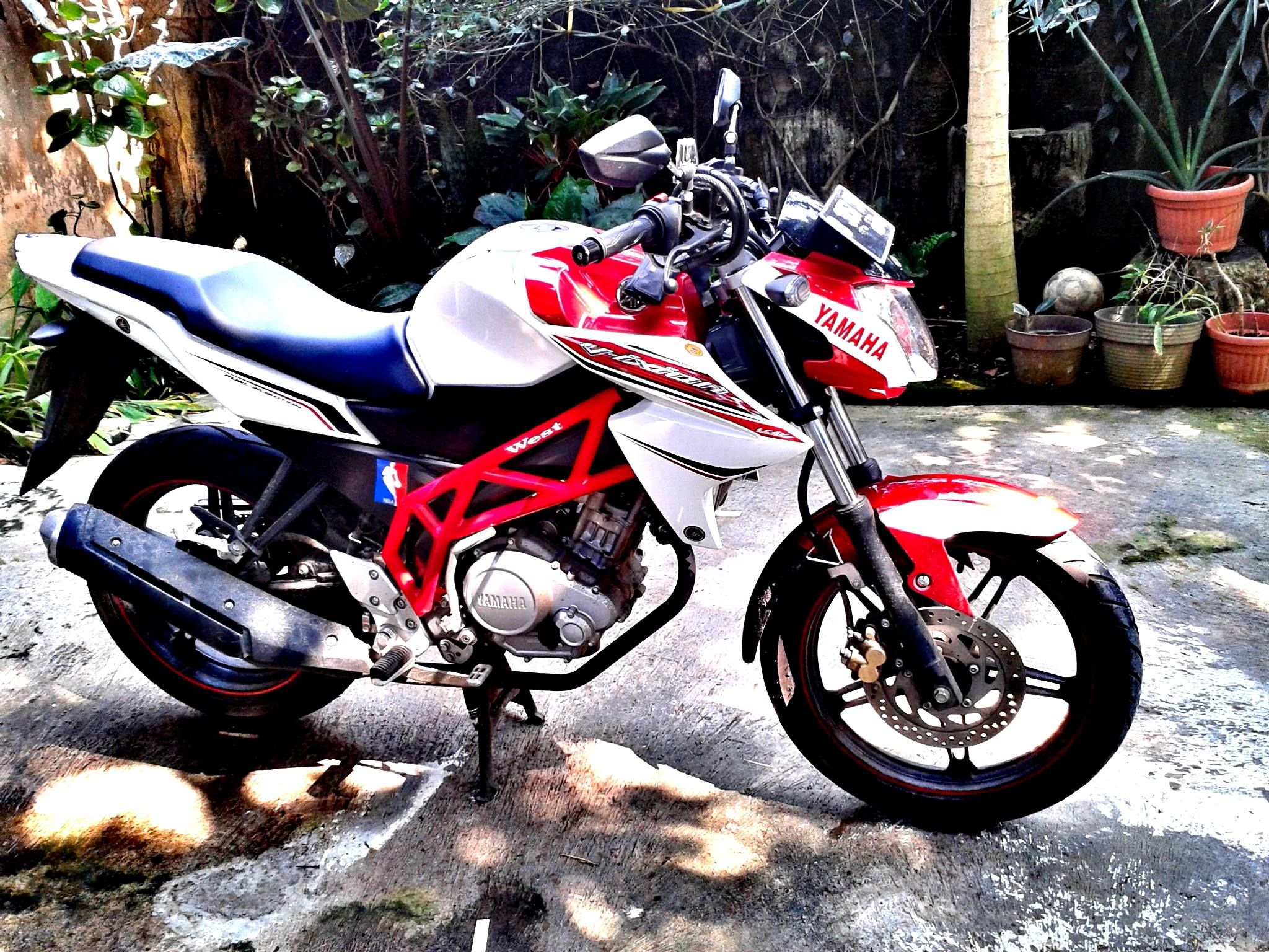 Modifikasi Motor Yamaha New Vixion Paling Keren 2016 Motor