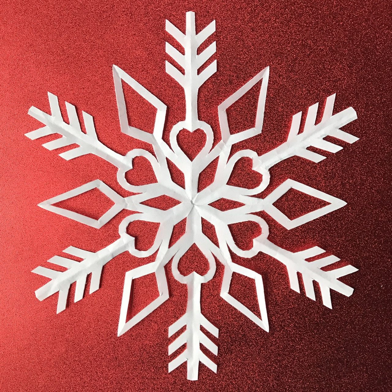 Valentine S Day 10 Pack Bundle Snowflake Patterns Pdf Digital