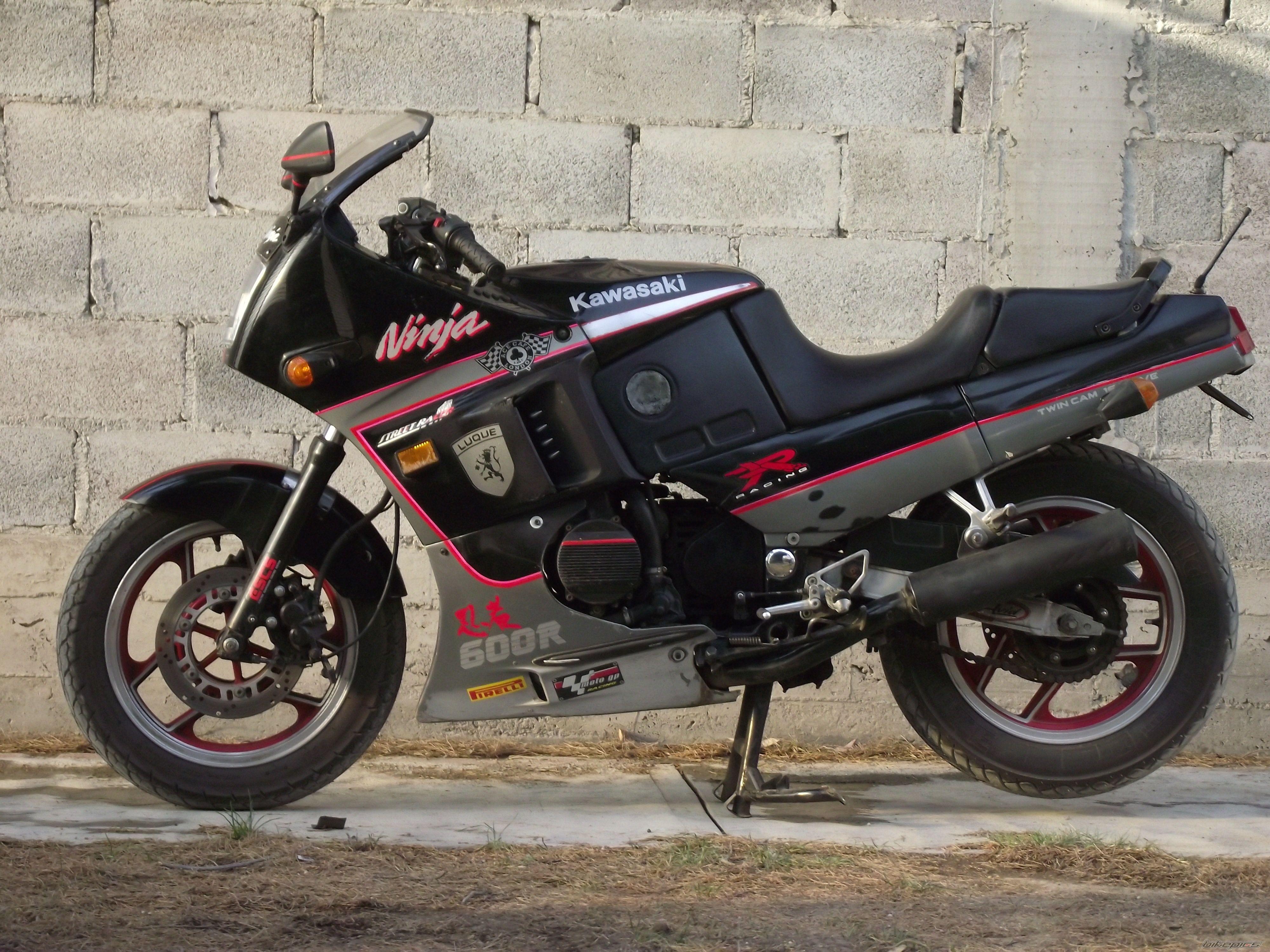 kawasaki gpx 600r ninja 2 wheeler world pinterest motorcycle rh pinterest com Kawasaki GPZ 550 1984 Kawasaki GPZ 900
