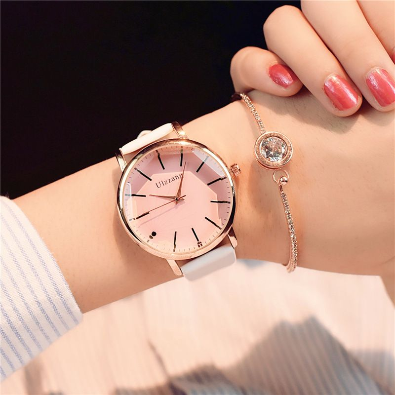 993a1277c742 designer women dress watches luxury quartz ladies watch ulzzang fashion  casual white female leather wristwatch reloj mujer 2018 #алиэкспресс  #aliexpress