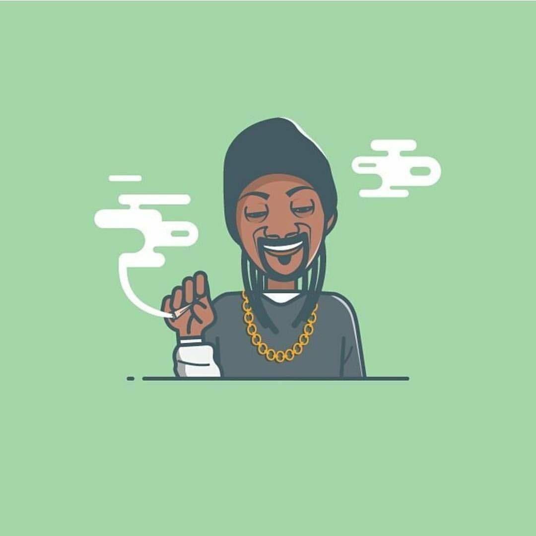 333 Likes 4 Comments V Is For Vector Visforvector On Instagram It S Snoop Dogg Muthafucka Illustration By Chan Hip Hop Art Rapper Art Cartoon Design