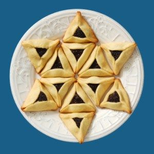 Hamantaschen- like eating a grand trine