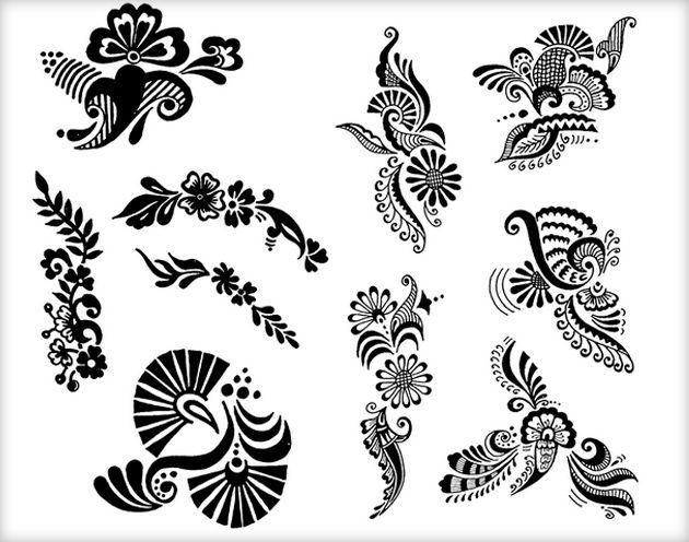 Маленькая татуировка для девушки - отличное украшение