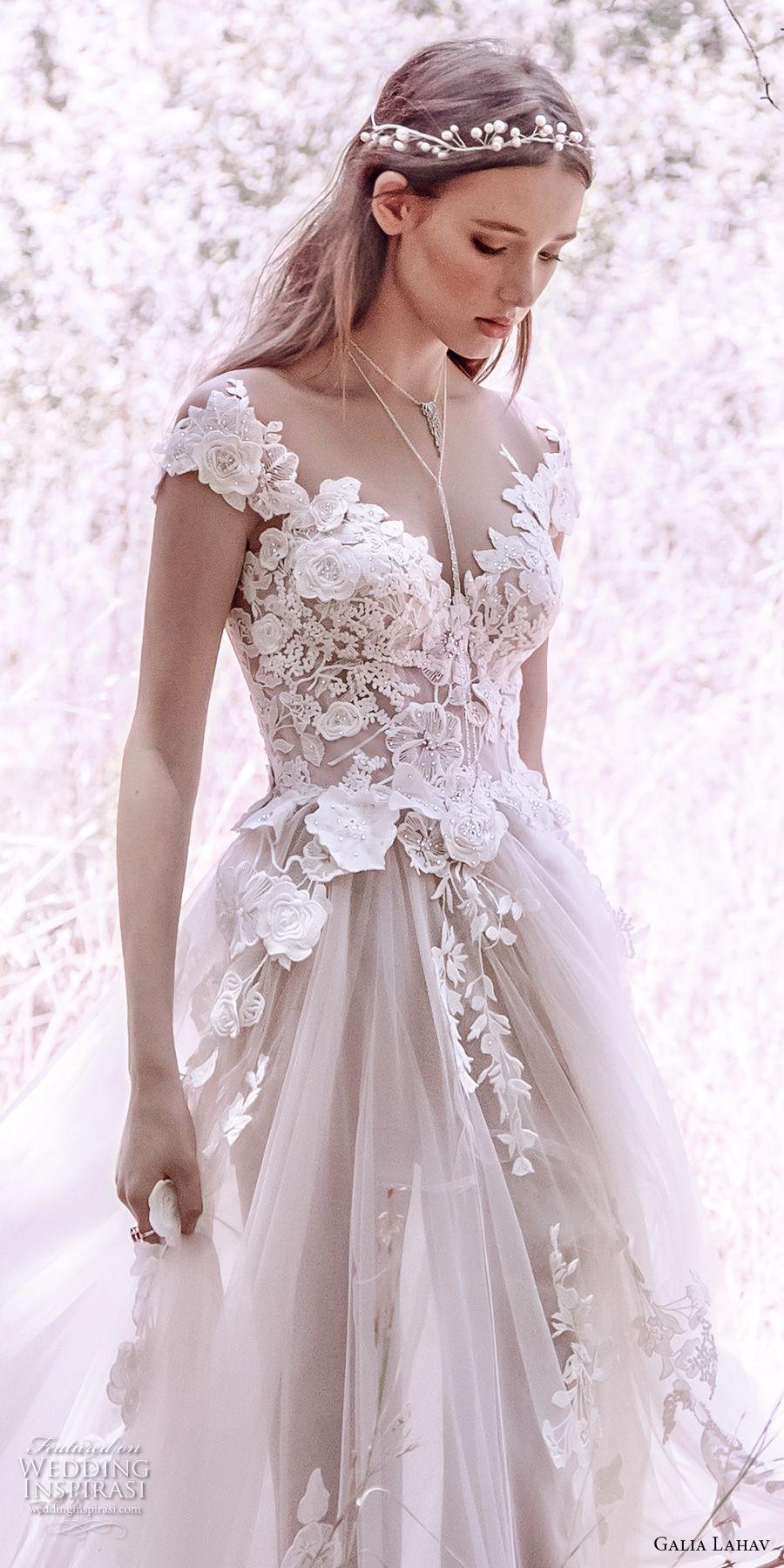 Gala by Galia Lahav 2018 Wedding Dresses — Bridal Collection no. IV ...