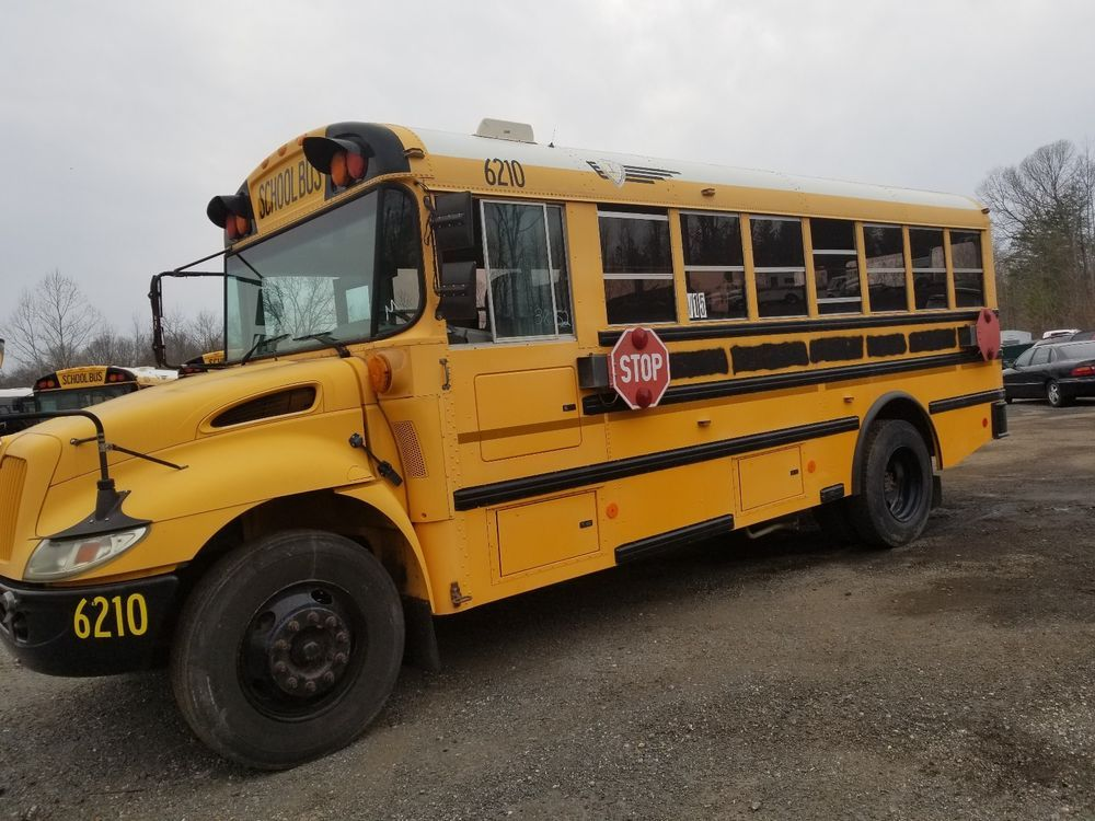 International With Images Short School Bus School Bus For