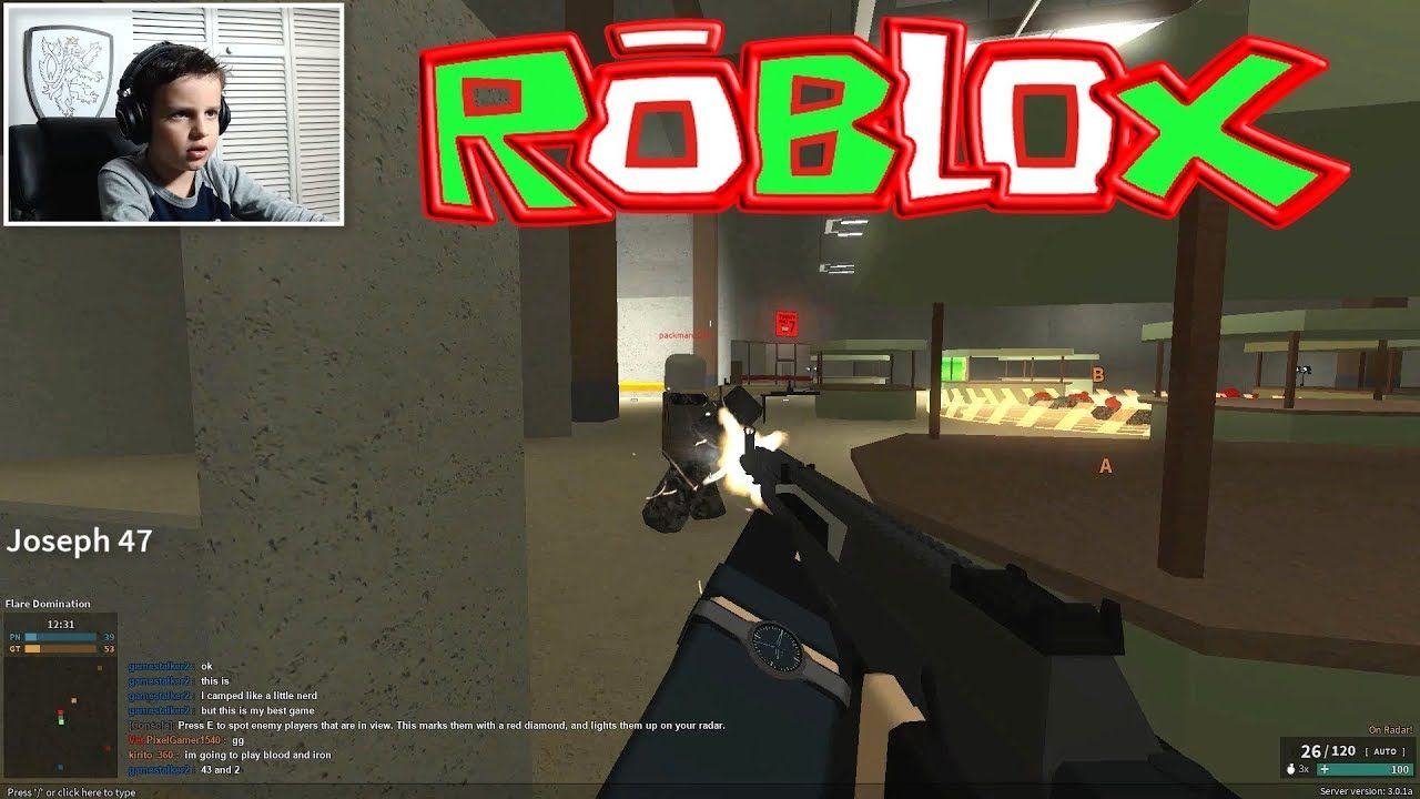 ROBLOX PHANTOM FORCES / HOW TO LEVEL UP FAST IN ROBLOX